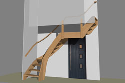 logiciel escalier