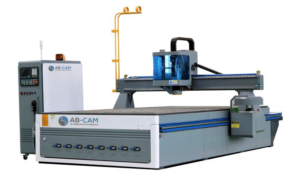 machine cnc atc